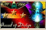 Award of Design, Solaris RA