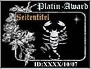 Skorpion Award, Mario Engelberger